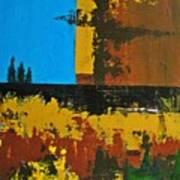 Earth Number Twelve Art Print