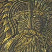 Earth Warrior Art Print