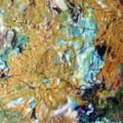 Earth's Embrace Art Print