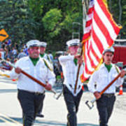 East Durham Volunteer Fire Company Inc 1 Art Print