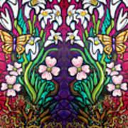 Easter Banner Art Print