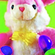 Easter Bunny 2 Art Print