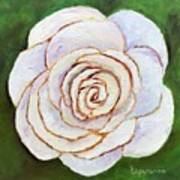 Easter Rose Art Print