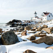 Eastern Point Light II Art Print