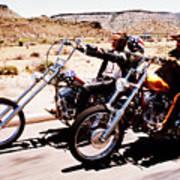Easy Rider Photo Art Print