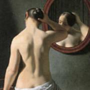 Eckersberg: Nude, C1837 Art Print