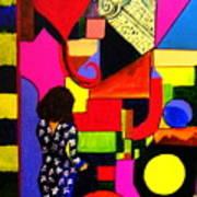 Eclectic Mix Art Print
