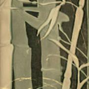 Eclipse Bamboo Art Print