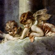 Ecstacy Of Saint Theresa Art Print