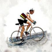 Eddie Merckx #2 Art Print