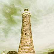 Eddystone Point Lighthouse Art Print