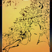 Eden Sun Art Print