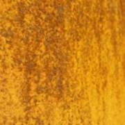 Edge To Edge Rust Art Print