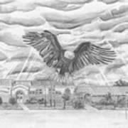 Edgerton School Art Print