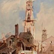Eduard Hildebrandt, Baltimore Art Print