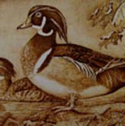 Edward And Mae Art Print