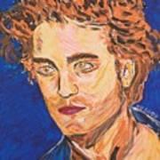 Edward Cullen Art Print