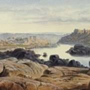 Edward Lear 1812 - 1888 British Philae Art Print