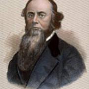 Edwin M. Stanton Art Print