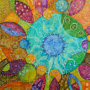 Effervescent Art Print by Tanielle Childers