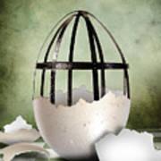 An Egg Art Print