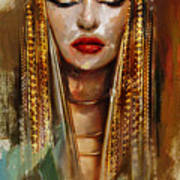 Egyptian Culture 4 Art Print