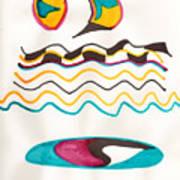 Egyptian Design Art Print