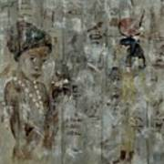 Egyptian Memories  Art Print