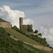 Ehrenfels Castle 04 Art Print