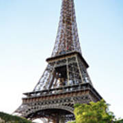 Eiffel Tower 4 Art Print