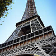 Eiffel Tower 5 Art Print