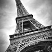 Eiffel Tower Dynamic Art Print