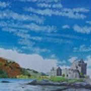 Eilean Donan Art Print
