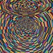 Einstein's Vacuum Field Art Print