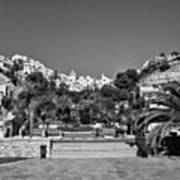El Capistrano, Nerja Art Print by John Edwards