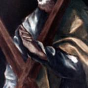El Greco: St. Andrew Art Print