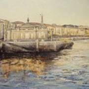 El Palacete-santander Art Print