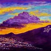 El Paso's Star Print by Candy Mayer
