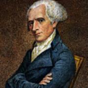 Elbridge Gerry, 1744-1814 Art Print