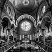 Eldridge Street Synagogue Art Print
