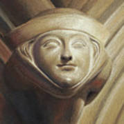 Eleanor Of Aquitaine Art Print