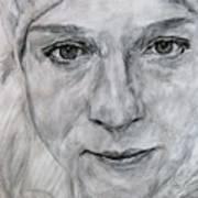 Unknown, Portrait Art Print