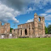Elgin Cathedral, Scotland Art Print