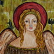 Elijah Art Print by Rain Ririn