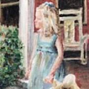 Elizabeth Anne Art Print