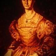 Elizabeth Bathory - Fresh Blood Art Print