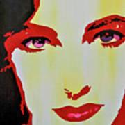 Elizabeth Taylor Art Print