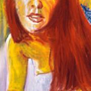 Ella I Art Print