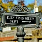 Ellen Axson Wilson Art Print