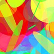 Ellipses 18 Art Print